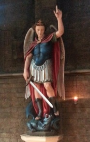 St Michael cropped