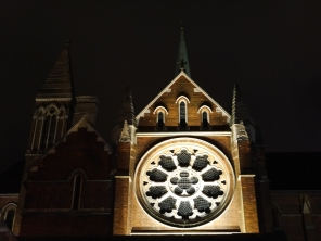 016 Rose window